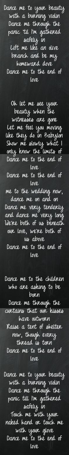 We listen to this song every time we are together. We love it and I love dancing with MY Houman to this song. Beautiful