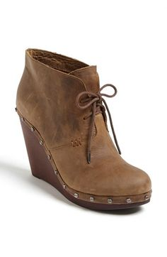 Dr. Scholl's 'Aviator' Wedge Boot available at #Nordstrom