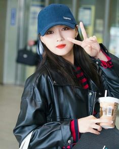 Shin-Osaka Station to Tokyo © Lullaby Pop Group, Girl Group, Cool Girl, My Girl, Lee Si Yeon, Kim Min Ji, I Miss Her, Airport Style, Insomnia