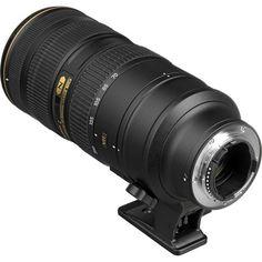 Nikon AF-S Nikkor 70-200mm f/2.8G ED VR II Lens 2185 B&H Photo | B&H Photo Video