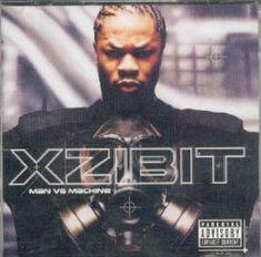 Xzibit - Man Vs Machine Rap Albums, Man Vs, Old School, Hip Hop, My Favorite Things, The Originals, Fictional Characters, Hiphop, Fantasy Characters