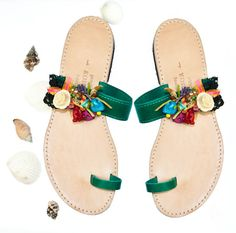 Handmade Leather Sandals #Accessories, #Fashion, #Handmade, #Leather, #Shoes, #Wedding