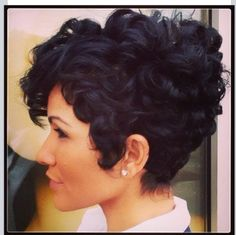 Yes... Do it! Getting My Hair Curled Like This