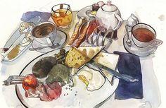 Scottish Full Breakfast | 相片擁有者 Wil Freeborn