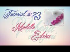 Chiacchierino ad Ago: TUTORIAL 23 – Modello Edera - YouTube