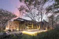 Gallery of Ixi'im Restaurant / Central de Proyectos SCP + Jorge Bolio Arquitectura + Mauricio Gallegos Arquitectos + Lavalle / Peniche Arquitectos - 1