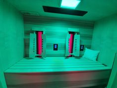 Gurtner Wellness - Liegekabine Relax & Spa - Made in Austria. Design, Infrared Heater, At Home Spa, Red Lights, Interior Designing, Design Comics