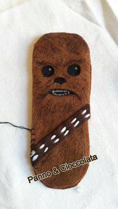 Segnalibro Chewbacca