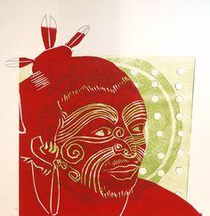 Parnell Gallery artist Sheyne Tuffery After Sydney… Nz Art, Maori Art, Art Journal Inspiration, Art Sketchbook, Doodle Art, Cartoon Art, Printmaking, Art Drawings, Illustration Art