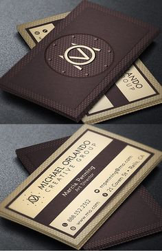 Creative Group Business Card