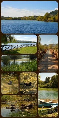 #NatureReserve of #PostaFibreno 's Lake #VallediComino #Lazio Frosinone, Italy