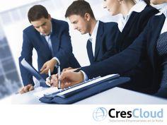 Potenciamos el crecimiento de su empresa. TIPS PARA EMPRESARIOS. En CresCloud, creamos Crescendo-ERP, un sistema único en su clase que integra aplicaciones diseñadas para potenciar el crecimiento estratégico de su empresa, tales como Supply Management (SM