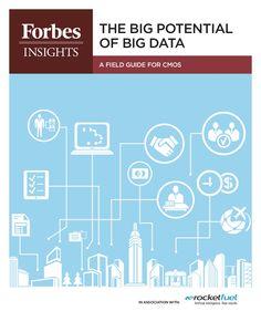 Forbes Insights veröffentlicht in Zusammenarbeit mit Rocket Fuel eine aktuelle Studie über die Nutzung von Big Data