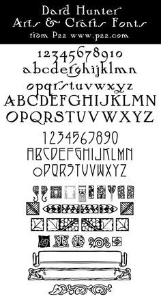 Arts And Crafts Fonts | ... com ---- 1 800 P22-5080 ----- FOR ARTS & CRAFTS BLIOGRAPHY SCROLL DOWN