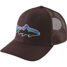 0391dacd27b Patagonia Men s Fitz Roy Trout Trucker Hat