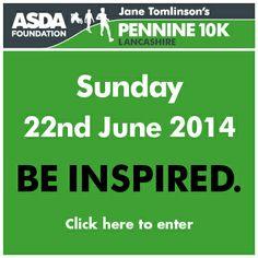 Asda Foundation Pennine Lancashire 10K