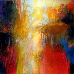 "Contemporary Painting - """"Passage: Arcadian 893"""" (Original Art from MARK GOULD FINE ART)"