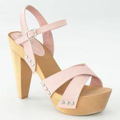 Kimberly Sacred heart platform sandals - women on shopstyle.com