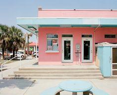 Food stand at Isle of Palms Beach. Charleston, SC, 2011.
