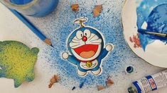 Speed Drawing Doraemon || Doraemon