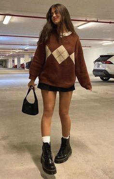 Adrette Outfits, Indie Outfits, Teen Fashion Outfits, Retro Outfits, Cute Casual Outfits, Vintage Outfits, Summer Outfits, Fall School Outfits, Black Outfits