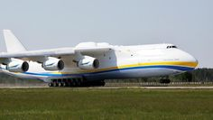 The world's largest cargo aircraft, Antonov AN -225 Mriya- or the Dream landed in India on May 13 at the Rajiv Gandhi International Airport at Hyderabad.