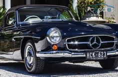 1960 Mercedes-Benz 190SL R121. Source: http://www.carsales.com.au. For all your Mercedes Benz 190SL restoration needs please visit us http://www.bruceadams190sl.com/