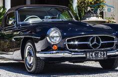 1960 Mercedes-Benz 190SL R121. Source: http://www.carsales.com.au. For all your Mercedes Benz 190SL restoration needs please visit us http://www.bruceadams190sl.com/