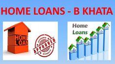 b khata loans @ www.ezeeloans.com