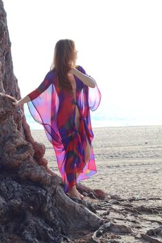 Boho beach chic http://www.chichiluna.com