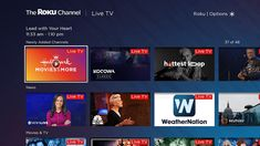 The Roku Channel announced this week that it will bring 13 new channels to its live TV channel guide. The Roku Channel now has over 165 free, linear channels that streamers can watch for free with the app. The Roku Channel has over 50 million active accounts and users streamed a total of 58.7 billion … Live Channels, News Channels, New Country Songs, Hip Hop Music Videos, Most Popular Artists, Best Hip Hop, 50 Million, 1 Live, Columbia Pictures