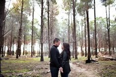 Pine forest engagement session with Rachael & James Wedding Engagement, Engagement Session, Engagement Photography, Wedding Photography, Pine Forest, Western Australia, Perth, Vows, Couple Photos