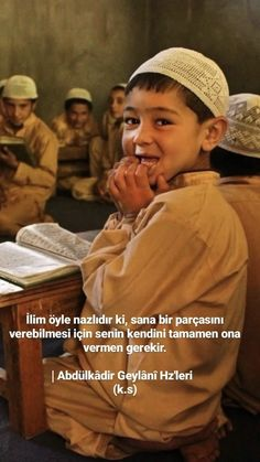 Words Quotes, Sayings, Learn Turkish, Hafiz, Allah Islam, Islamic Pictures, Positive Words, Islamic Quotes, Sentences