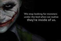 joker monster quote
