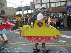 yellow submarine merman | Flickr - Photo Sharing!