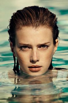Sigrid Agren by Daniel Riera