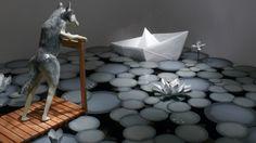 La exposición curada por Rodrigo Alonso y presentada en 2014 en el MAR (Museo de Arte Contemporáneo de Mar del Plata), desembarca este miércoles a las 19 con una serie de adaptaciones y el despliegue de casi 30 artistas visuales clásicos y contemporáneos de la Argentina.<br />