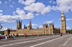 www.scuoladiviaggio.it Westminster e Big Ben Londra 2014