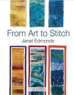 Janet Edmonds creates amazing textile pieces inspired by the artists Chuck… Chuck Close, John Piper, Kandinsky, Outlines, Matisse, Fabric Art, Artist At Work, Van Gogh, Hand Stitching