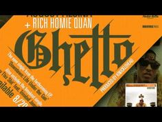 ** New Music: August Alsina- Ghetto ft. Rich Homie Quan (Prod. by Knuckl...