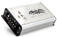 SYN Micro - Wet Sounds 2-Channel 250 Watt Full Range Class H Amplifier by Wet Sounds. $342.99