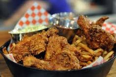 The Stockyards: Smokehouse and Larder - Home BAT sandwich, fried chicken and butter burger Food Places, Places To Eat, Kfc Coupons, Butter Burgers, Fried Chicken Recipes, Smokehouse, Larder, Great Restaurants, Cooking Oil