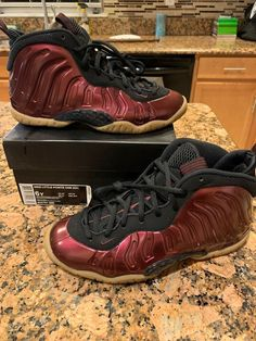 a2ca410d80 Nike Youth Little Posite One (GS) PBJ Color Size 6Y #fashion #clothing · Boys  ShoesHiking ...