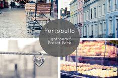 Portobello (8 Presets) - Lightroom 5 Preset Pack - Instant Download