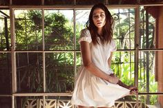 Analeigh Tipton Sports Bohemian Style for So It Goes #1 | Fashion Gone Rogue: The Latest in Editorials and Campaigns