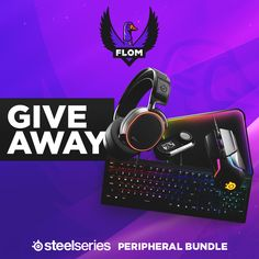 Win awesome Gaming Peripherals