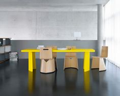 pallas + diana A by konstantin grcic for classicon