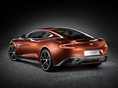 View images and photos in CNET's Aston Martin 310 Vanquish (pictures) - Aston Martin mounts a six-speed automatic transmission at the rear axle. The Vanquish's adaptive suspension system includes three modes: Normal, Sport, and Track. It also has a launch control mode.