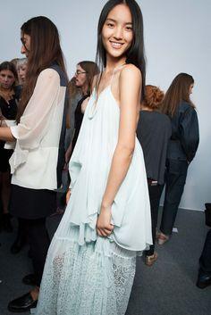 Chloé Spring 2015 Ready-to-Wear - Beauty - Gallery - Style.com
