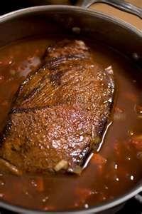 Boston Market beef brisket